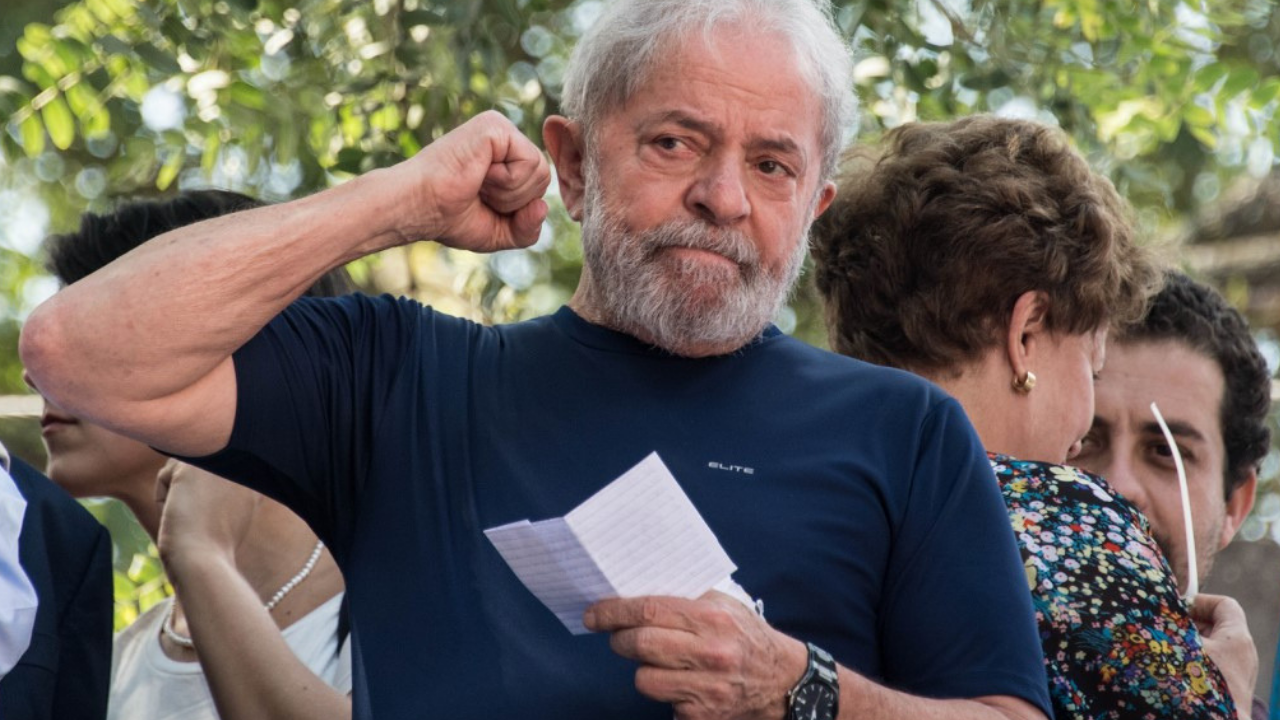pena de Lula da Silva