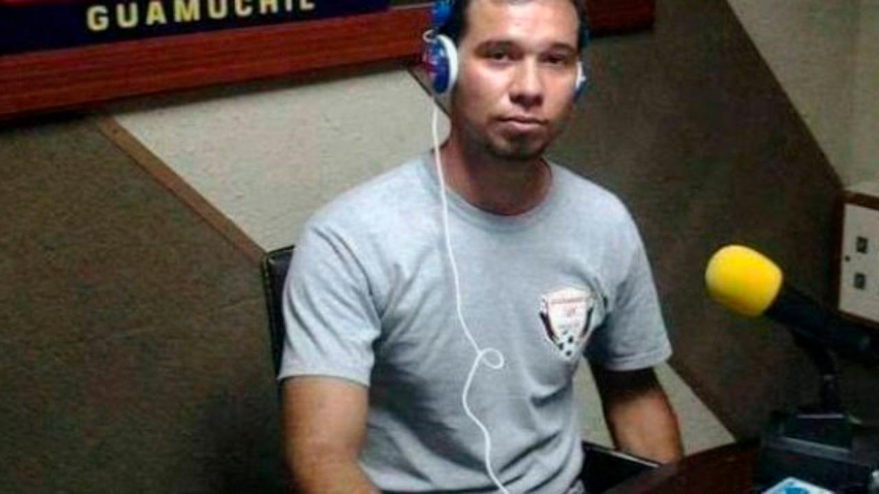 asesinos de Omar Ivan Camacho