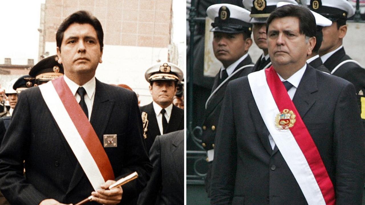 Perfil Alan García