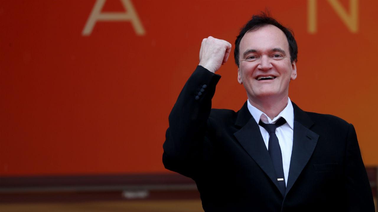 Tarantino Cannes