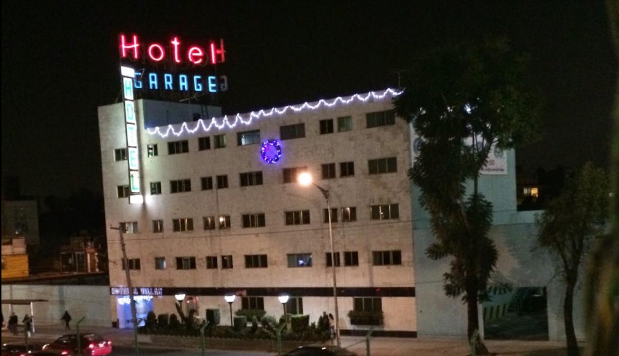 CJNG hotel