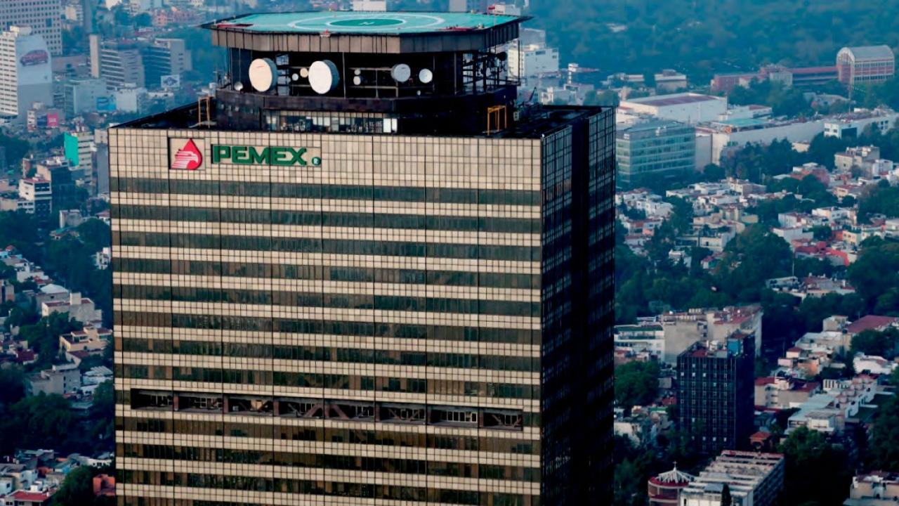 rescate de Pemex