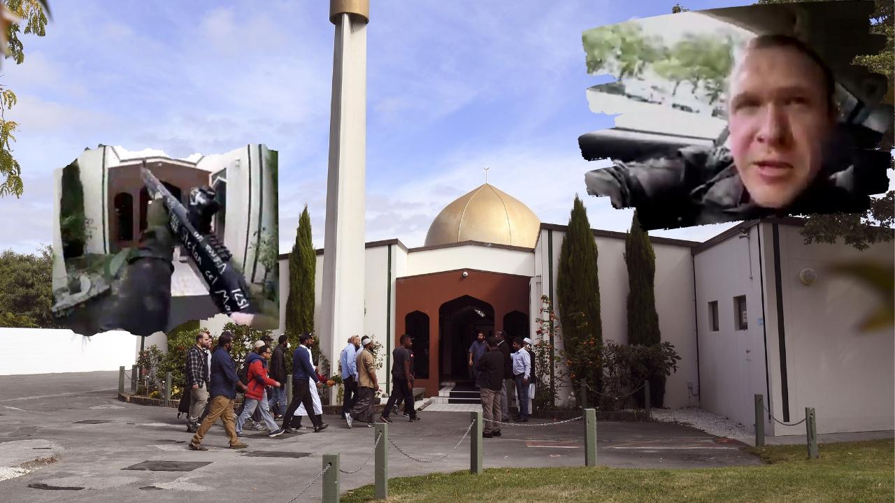 masacre de Christchurch