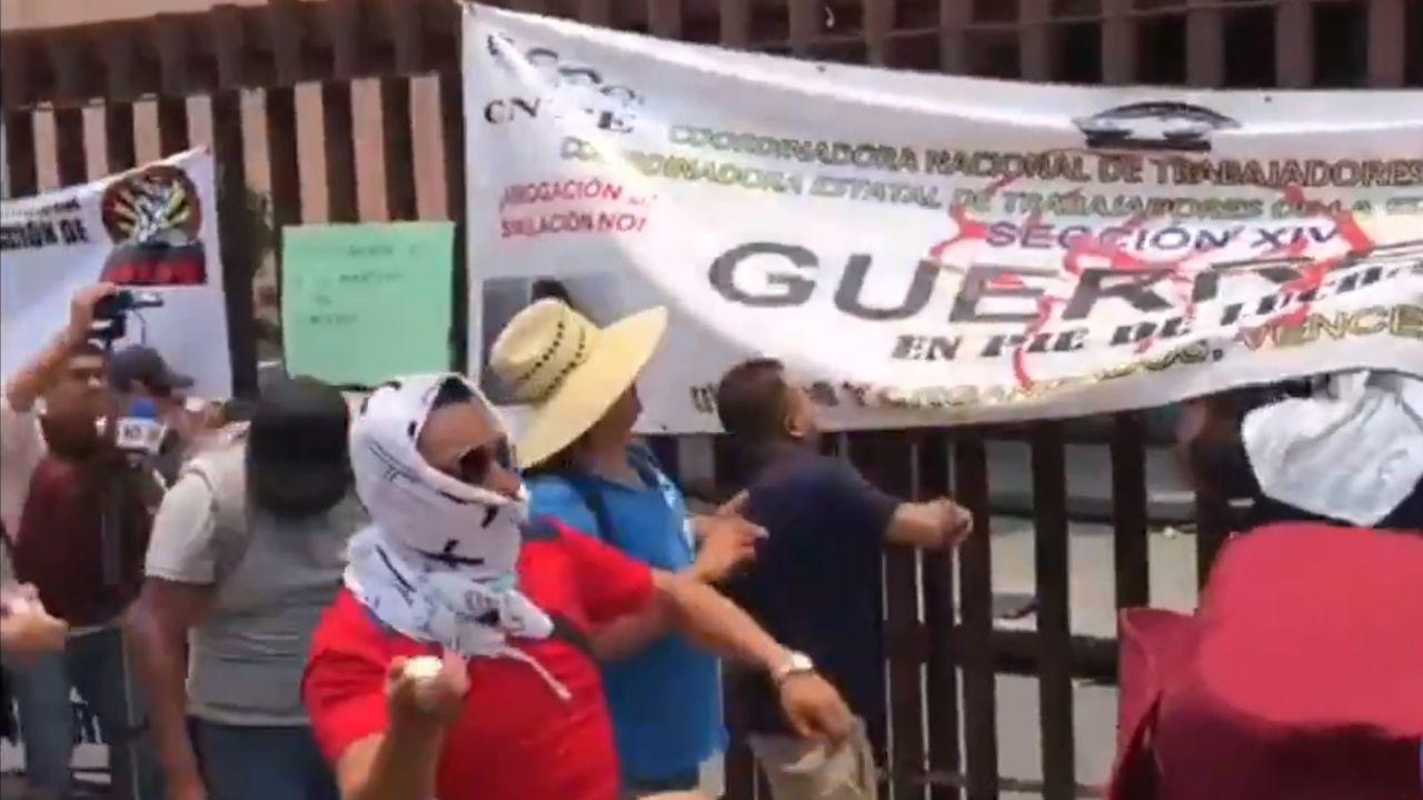 CETEG Congreso de Guerrero