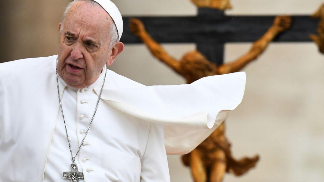 Papa obispo brasileño