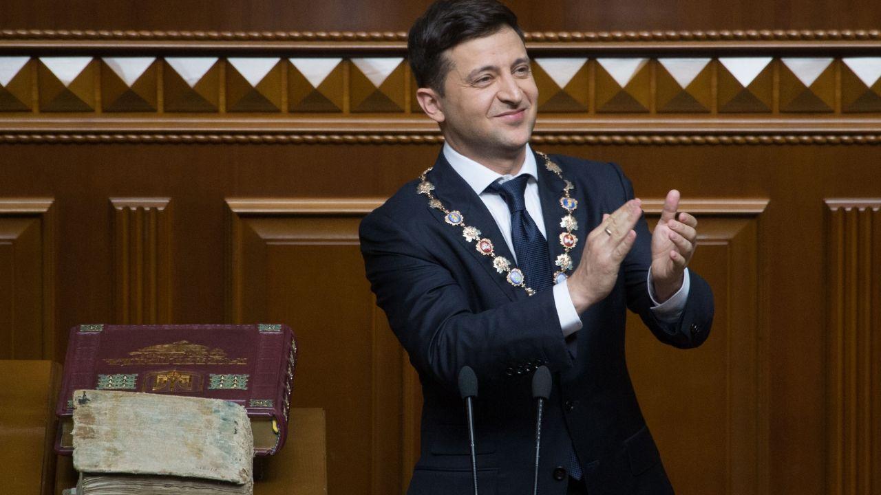 Ucrania-Parlamento