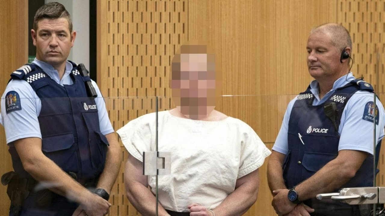 terrorismo en Christchurch
