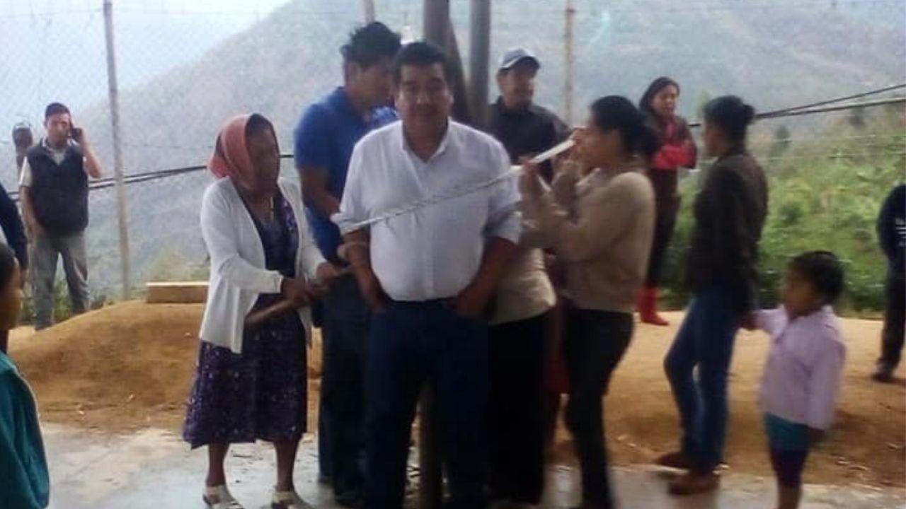 poste- edil de Siltepec