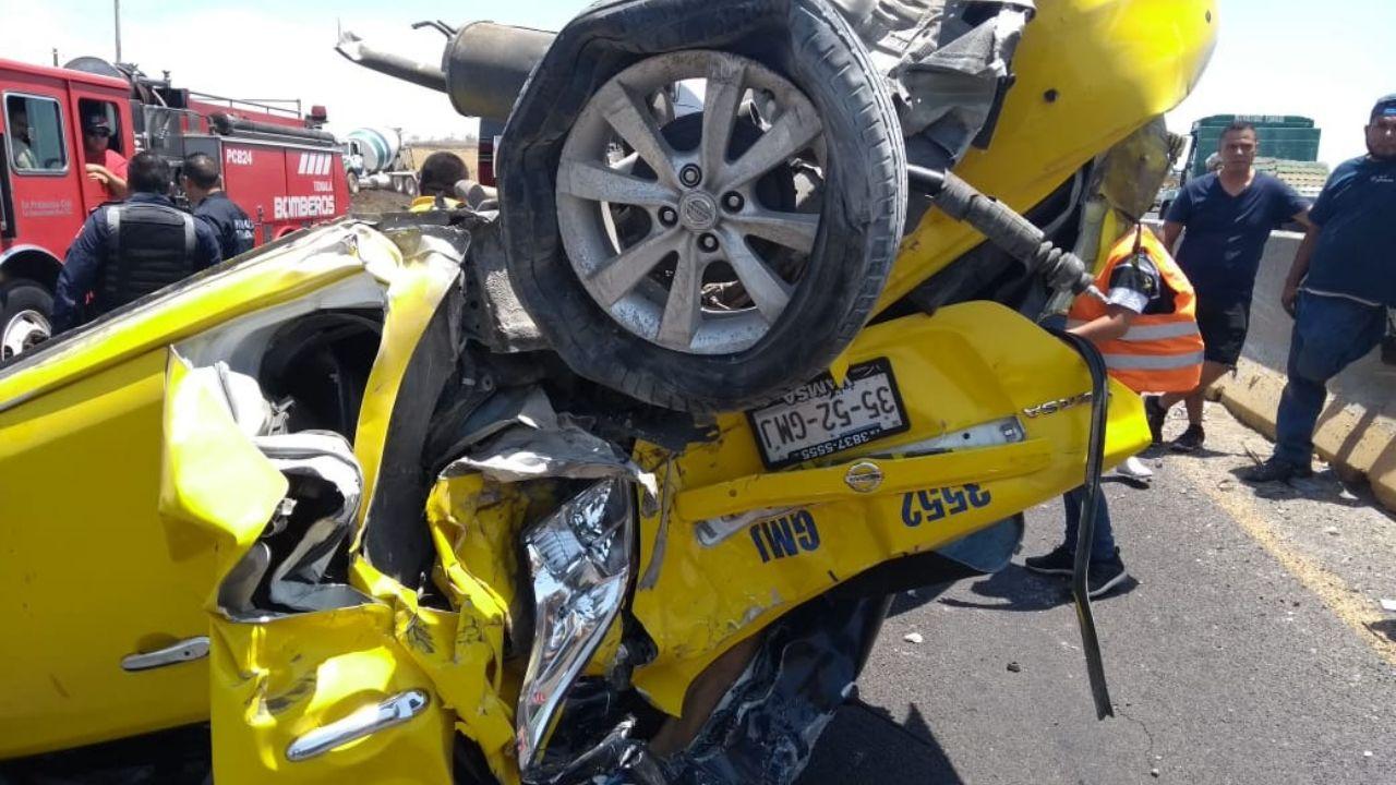 Accidente Guadalajara