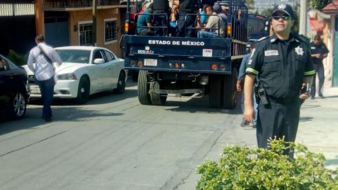 Migrantes Ecatepec