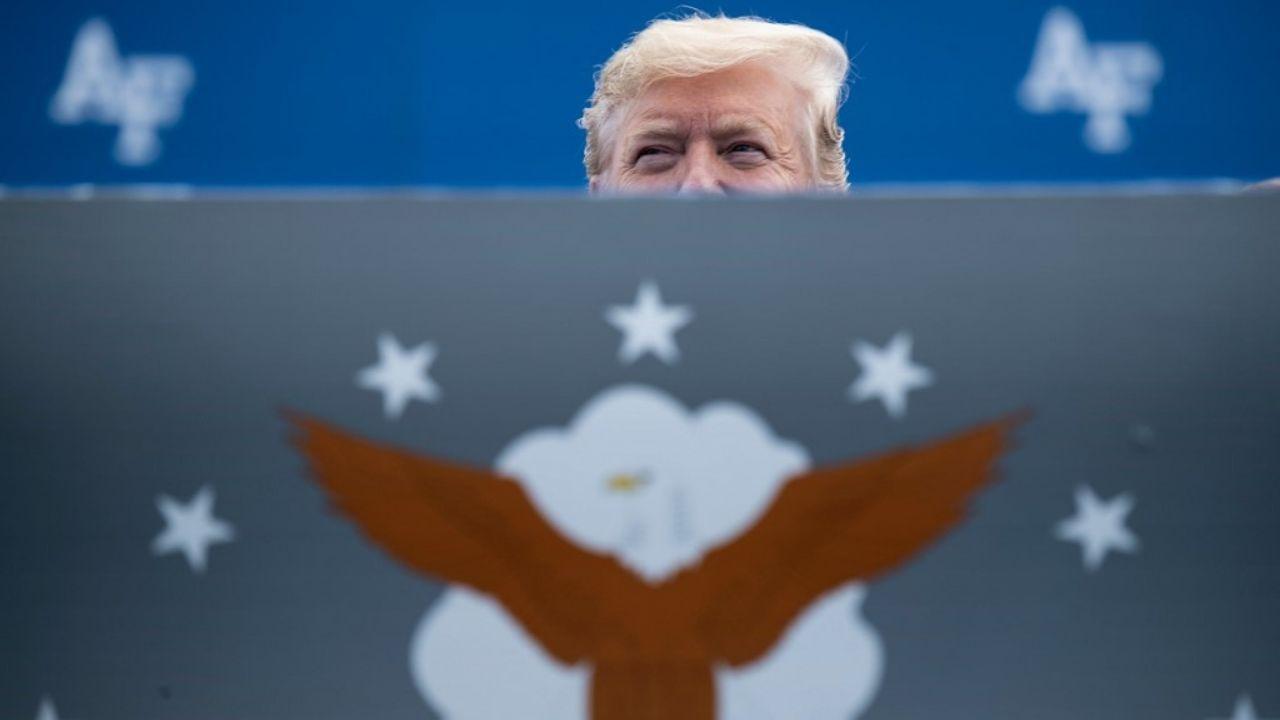 Trump campaña
