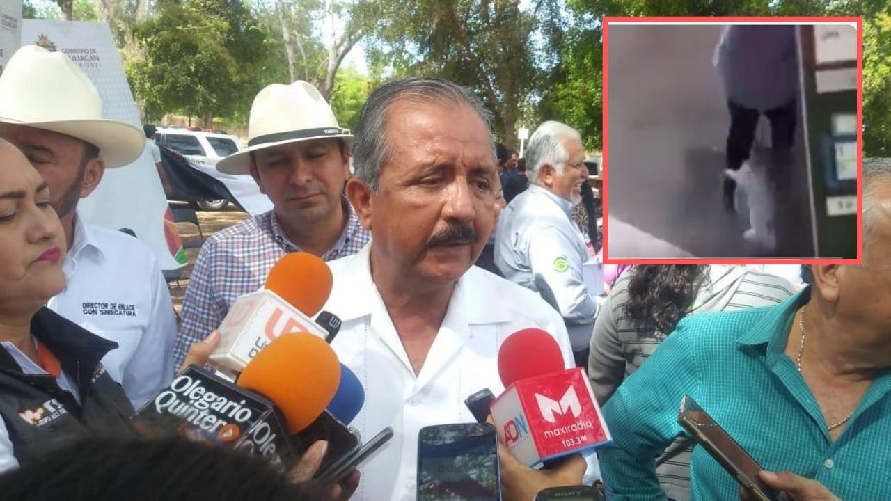 alcalde de Culiacán gato