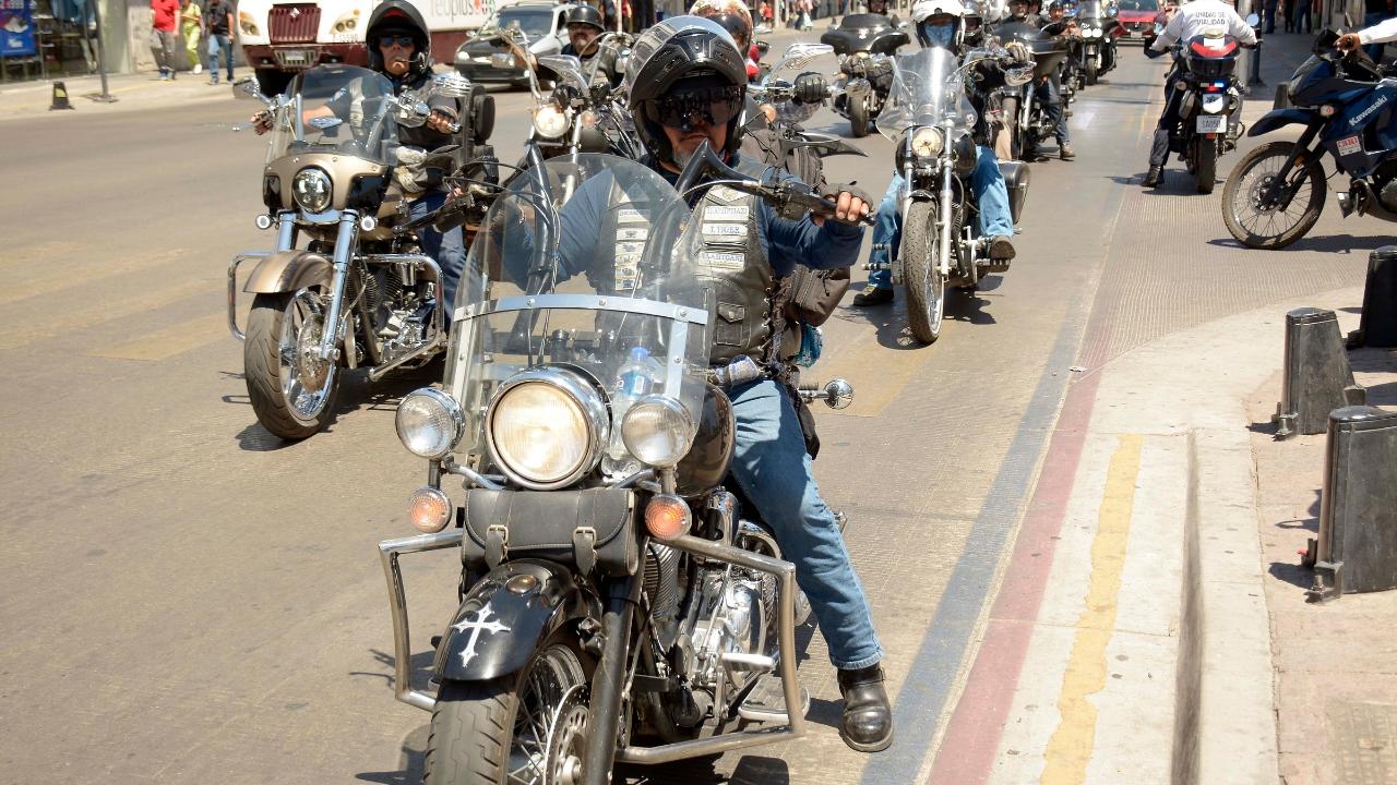 Motociclistas Acapulco