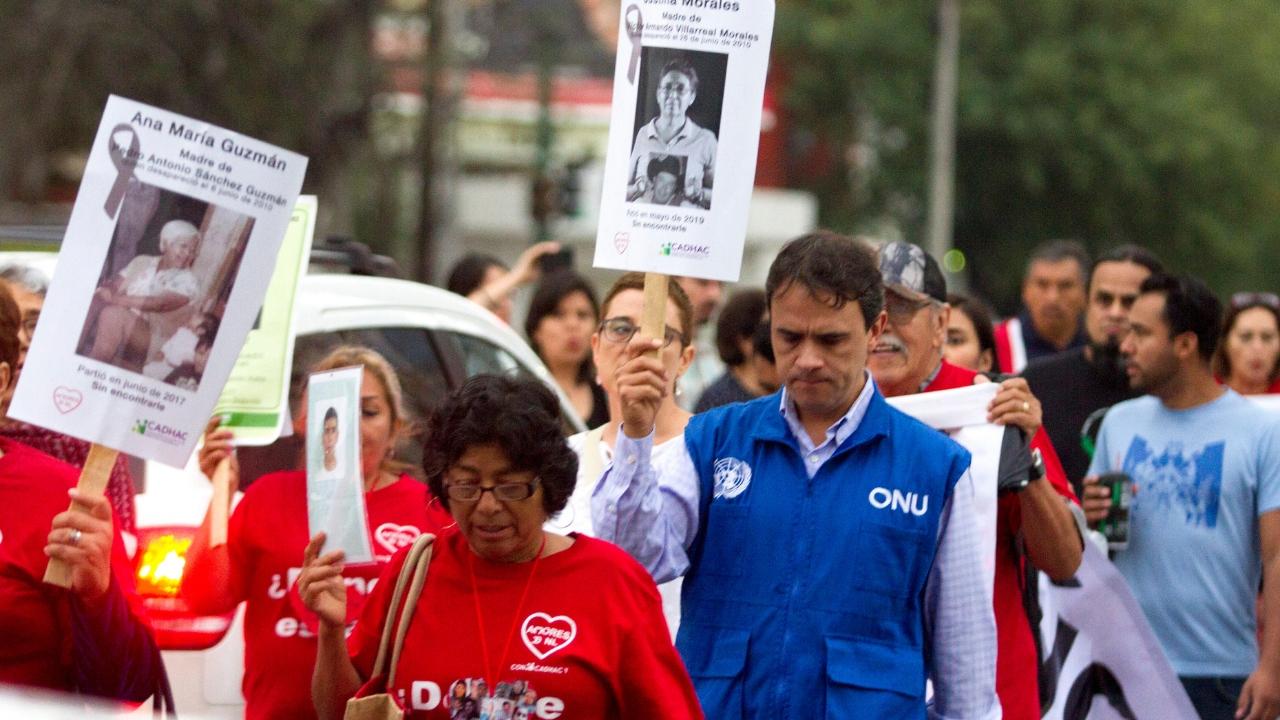 Desaparecidos Nuevo León