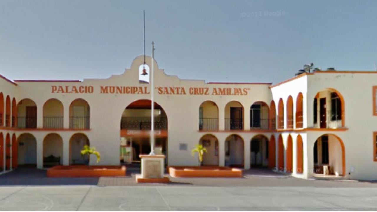 Santa Cruz Amilpas