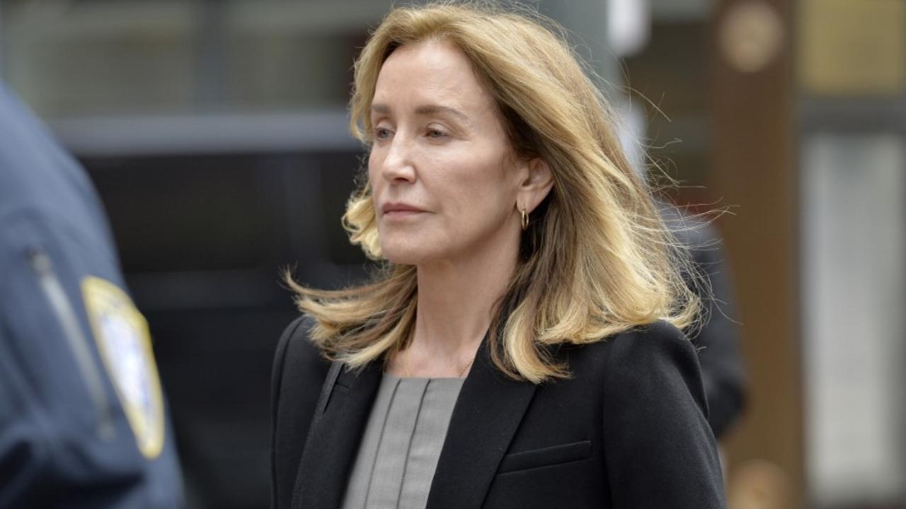 Felicity Huffman culpable