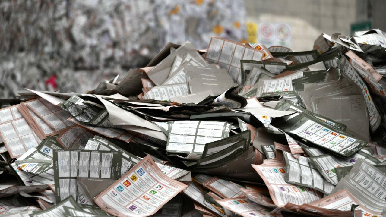 material electoral puebla