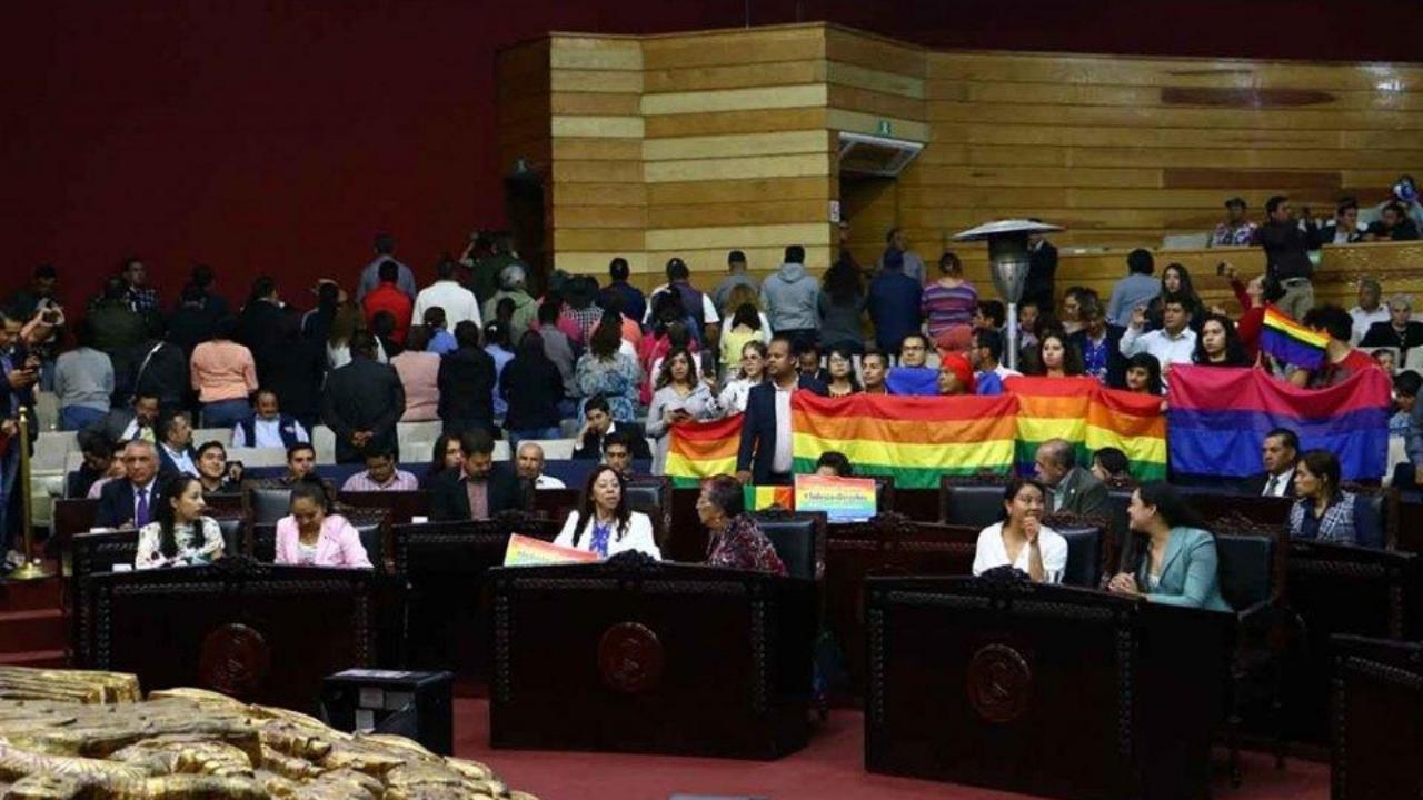 Matrimonio igualitario Hidalgo