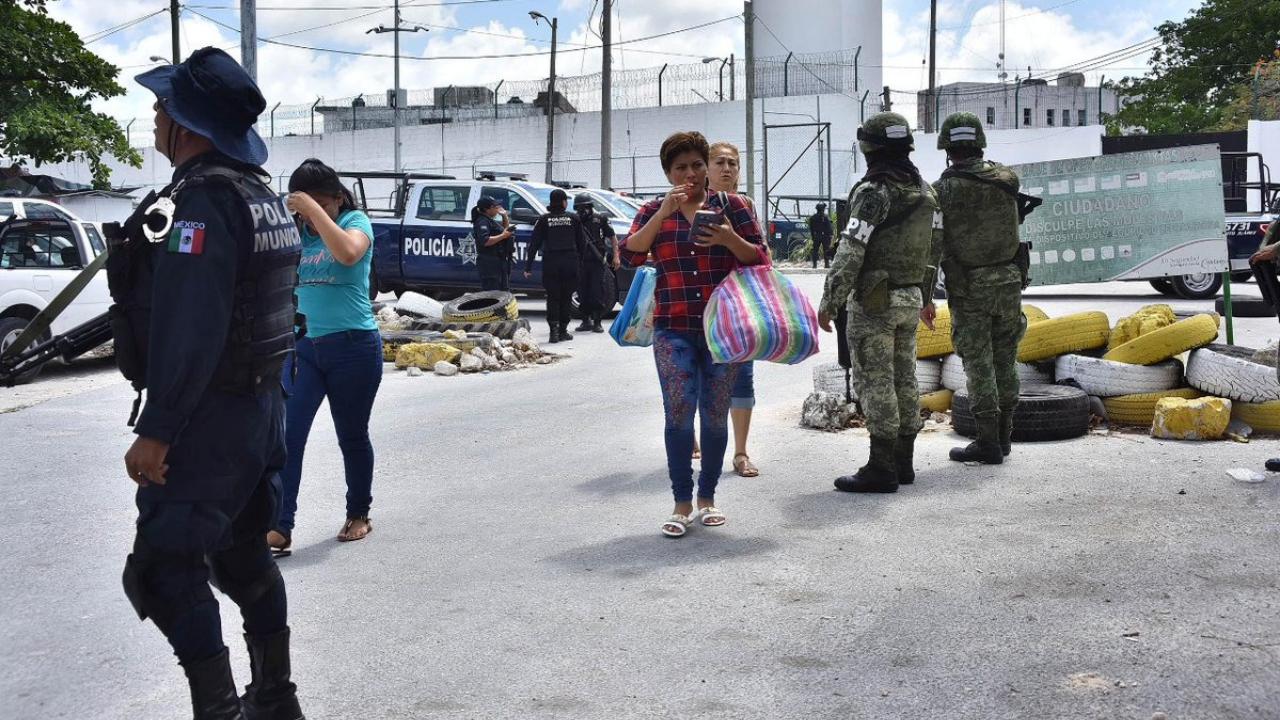 Penal Cancún