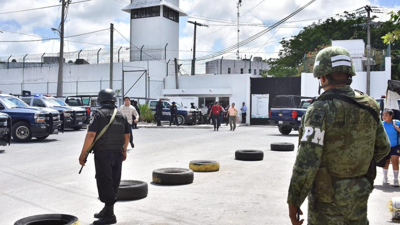 Penal de Cancún