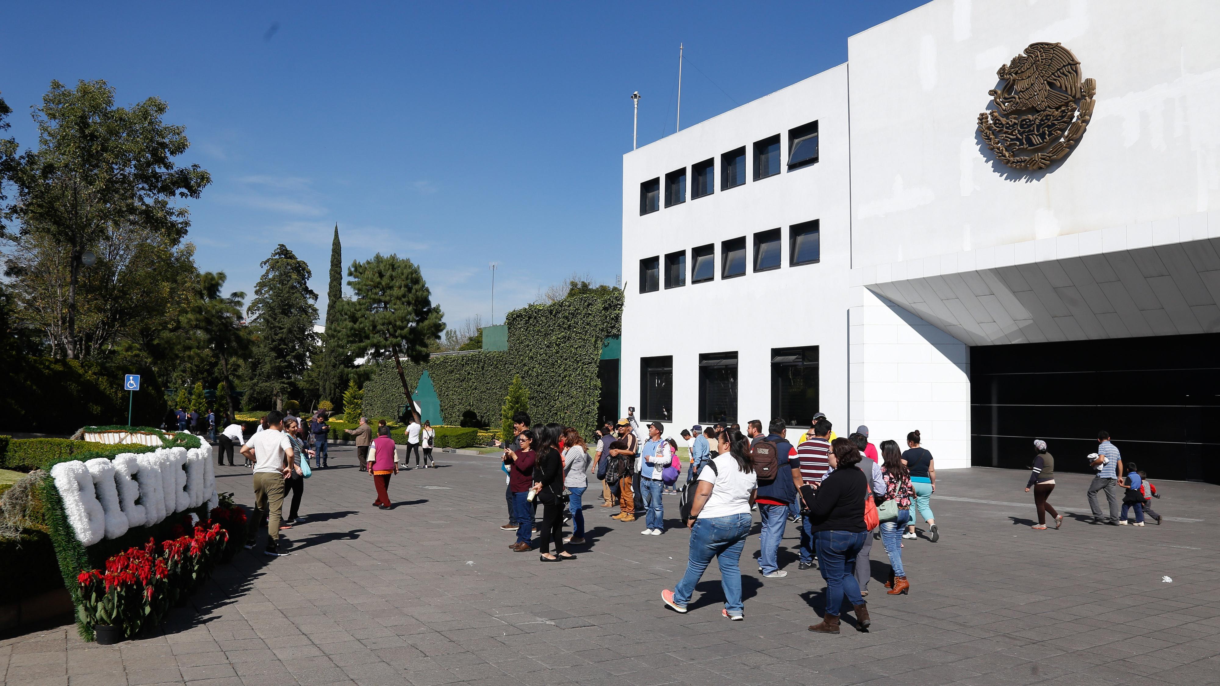 Los Pinos abrirá sus puertas al Festival Internacional de Arpas