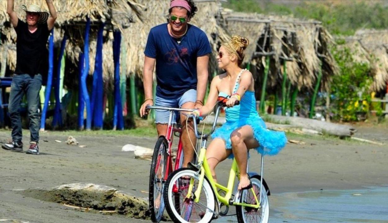 Shakira Carlos Vives