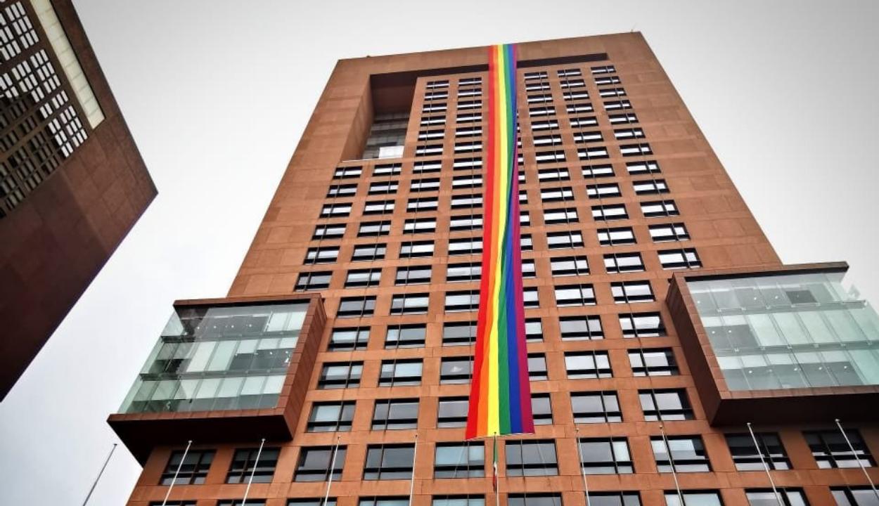 bandera LGBTTTI