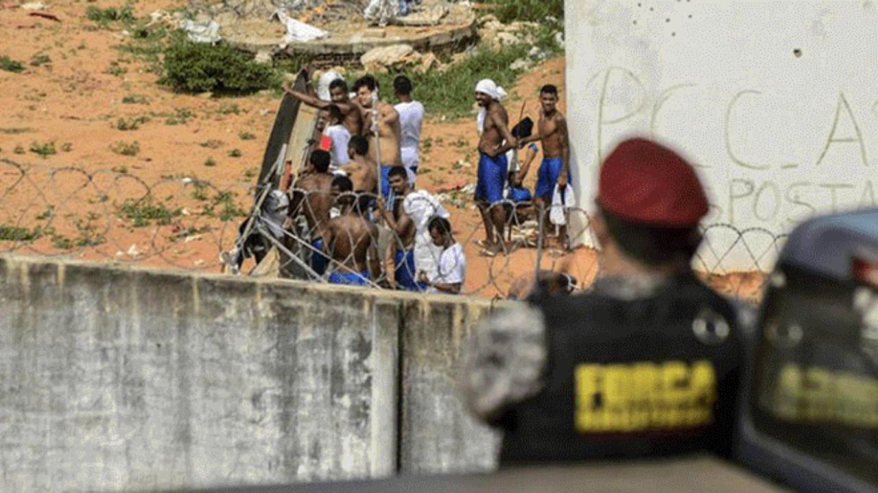 cárceles Brasil