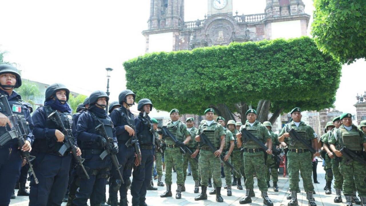 enfrentamiento Zamora