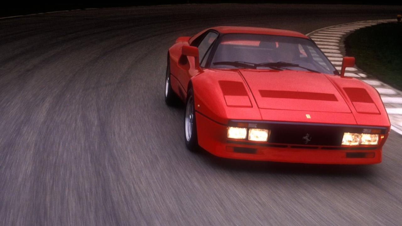 Eddie Irvine Ferrari
