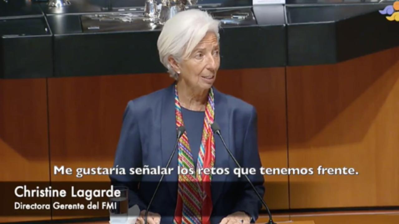 Lagarde Senado
