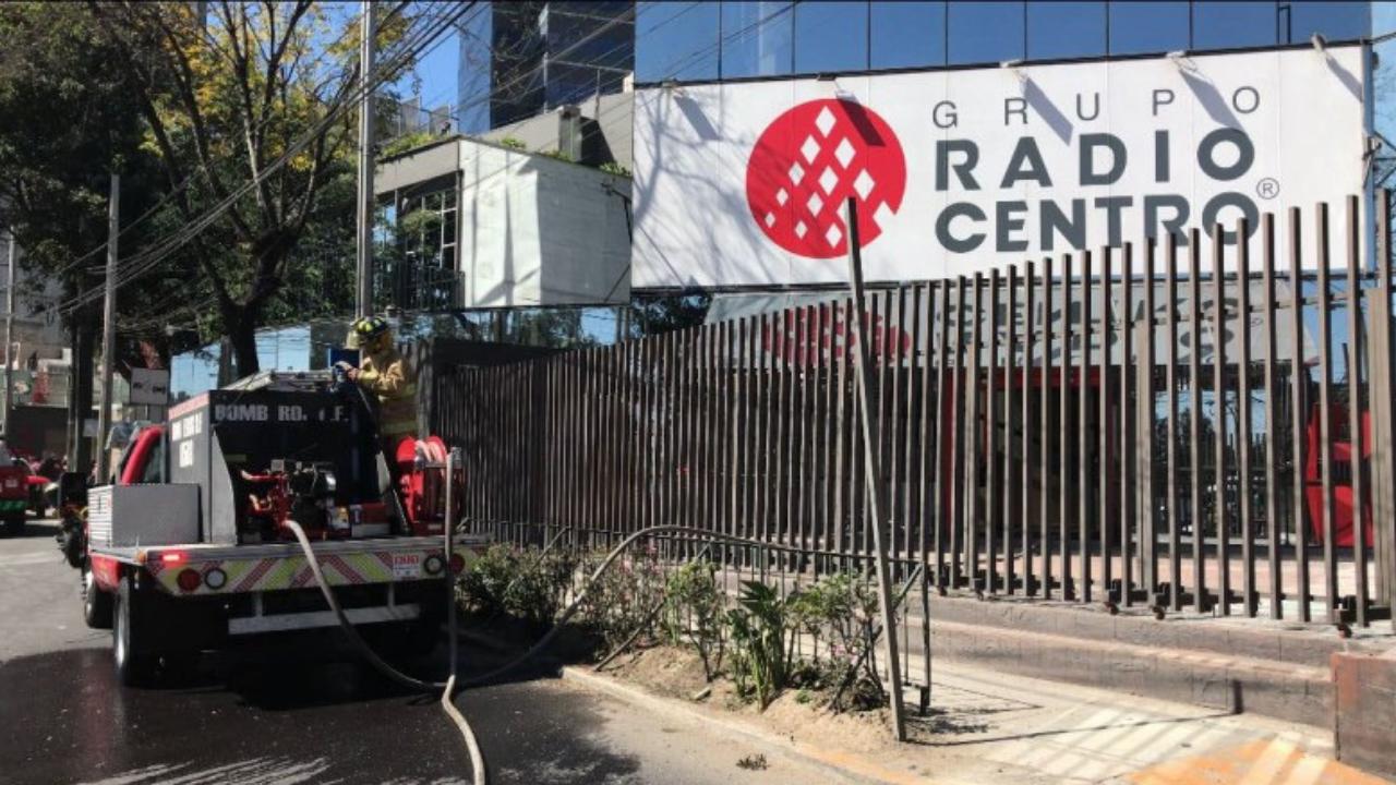 crisis Radio Centro