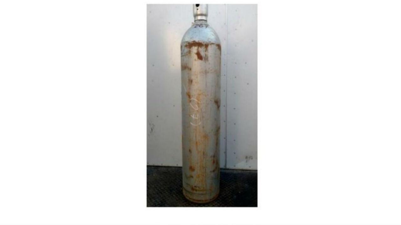 robo gas cloro