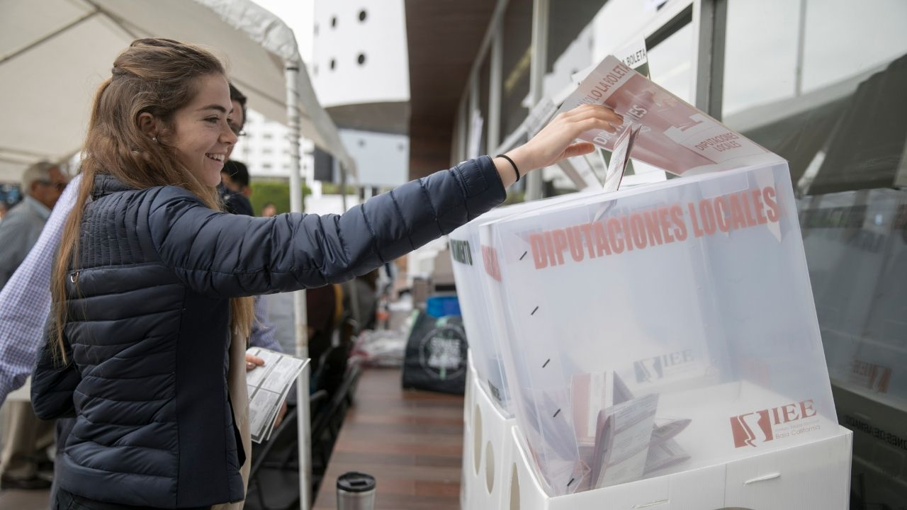 Elecciones Baja California Paquete Electoral Robado Tijuana