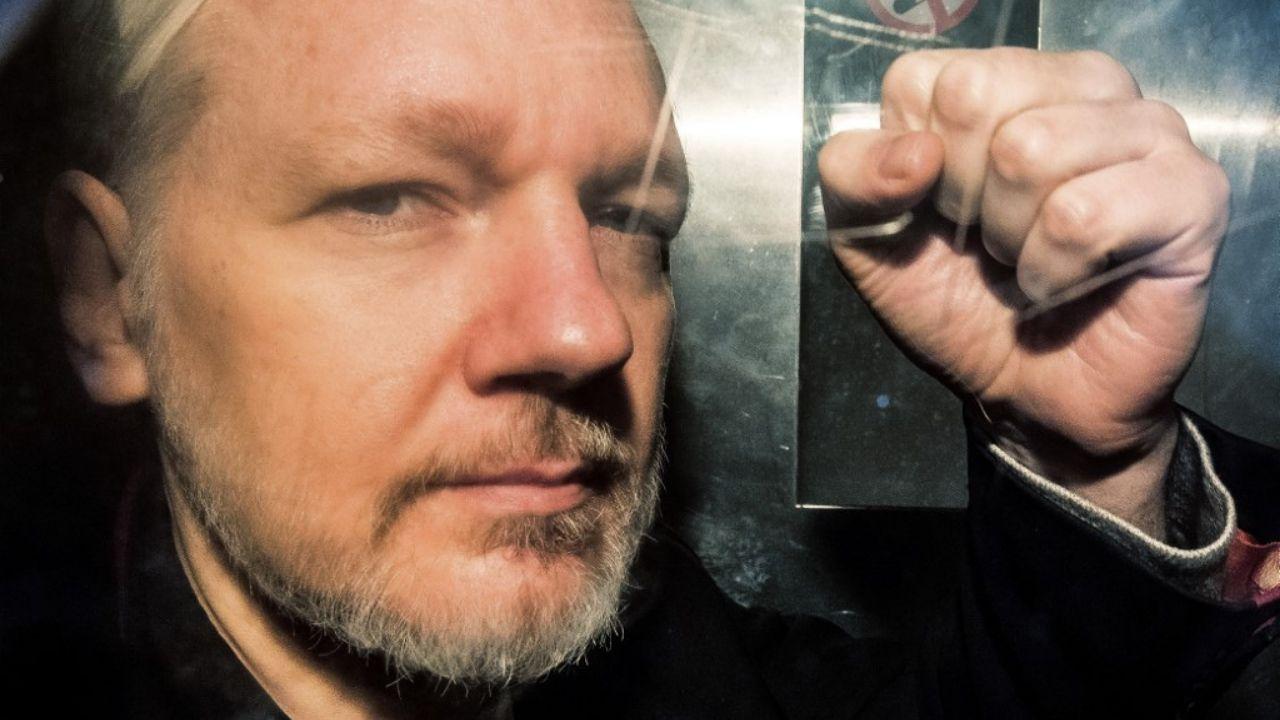 Sueco Assange
