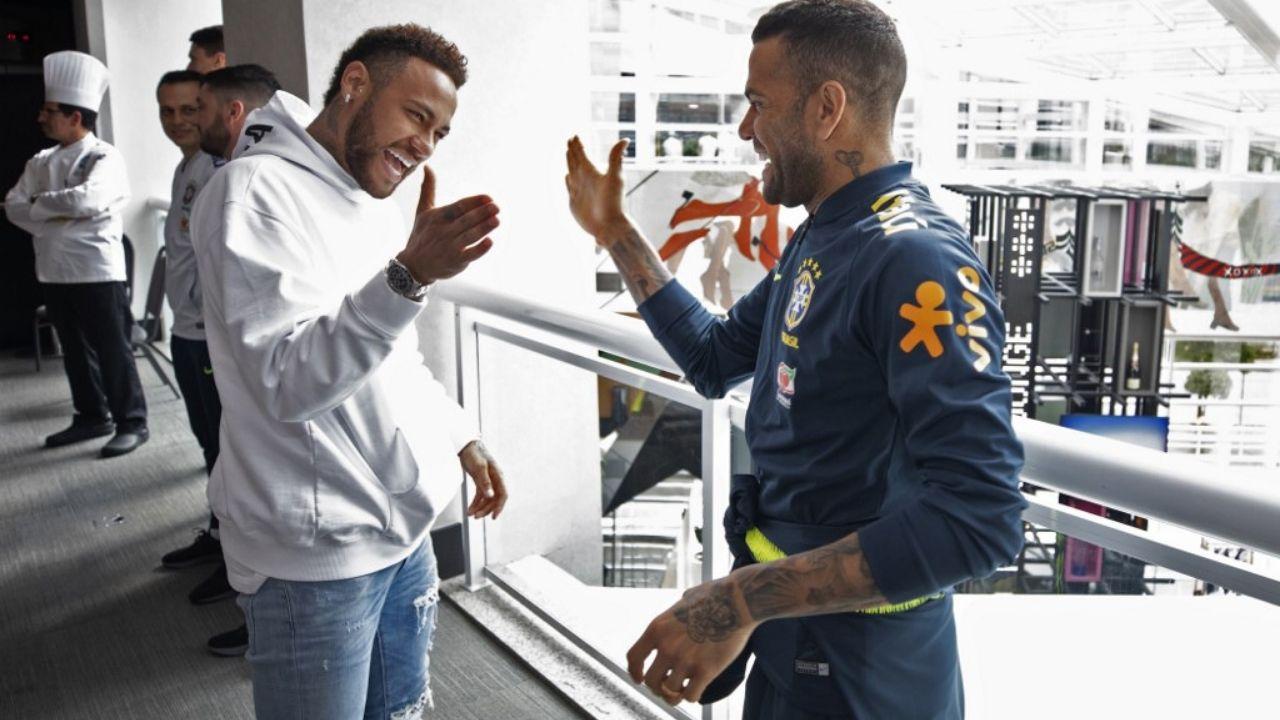 Neymar Selección Brasil