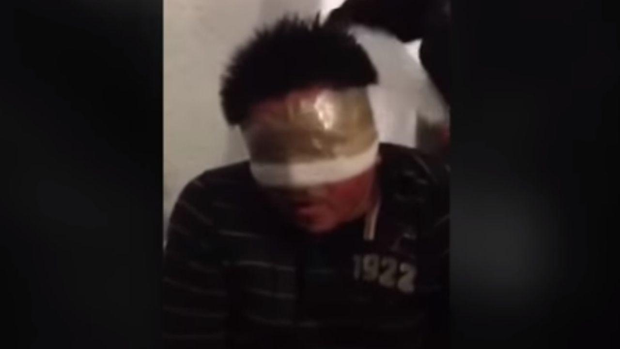 estudiante normalista Ayotzinapa torturado