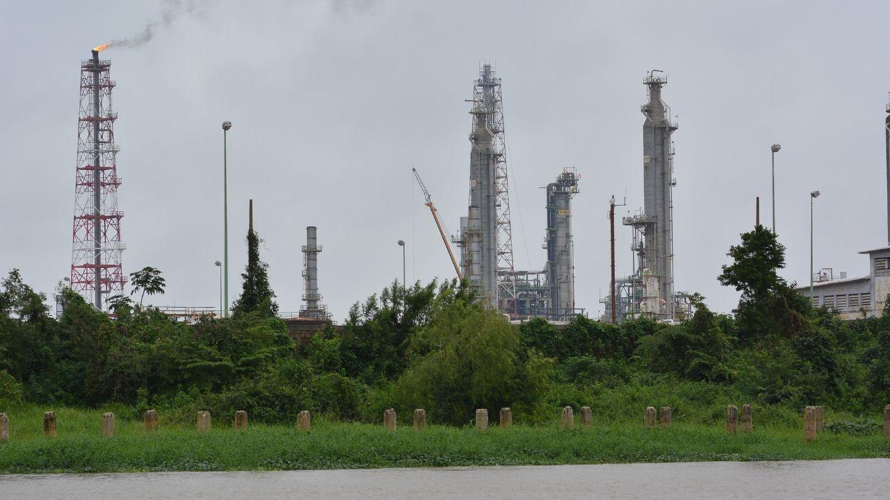 Pemex fracking