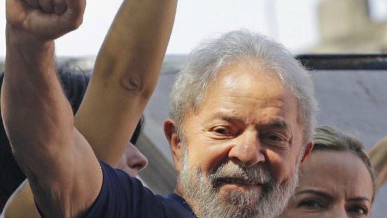 Lula da Silva libertad