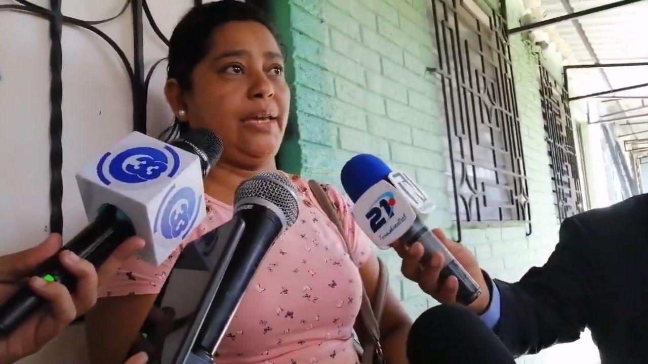Migrantes El Salvador ahogados