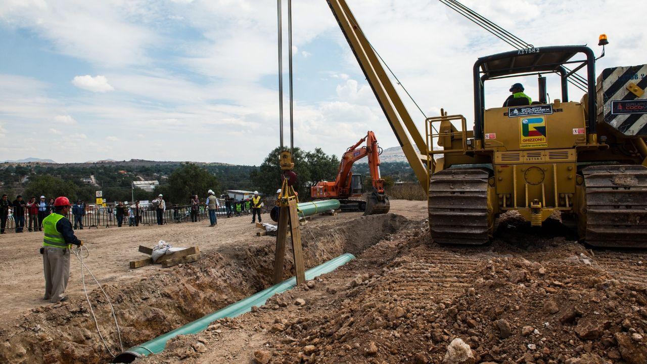CFE gasoductos inversión México