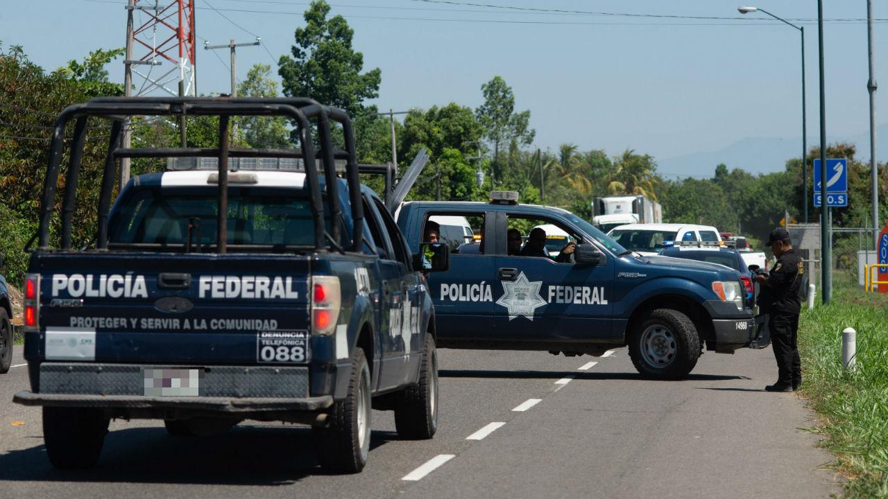 POLICÍA FEDERAL HOMICIDIO