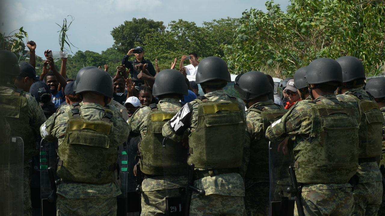 guardia nacional migrantes