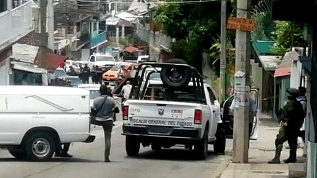 balacera acapulco