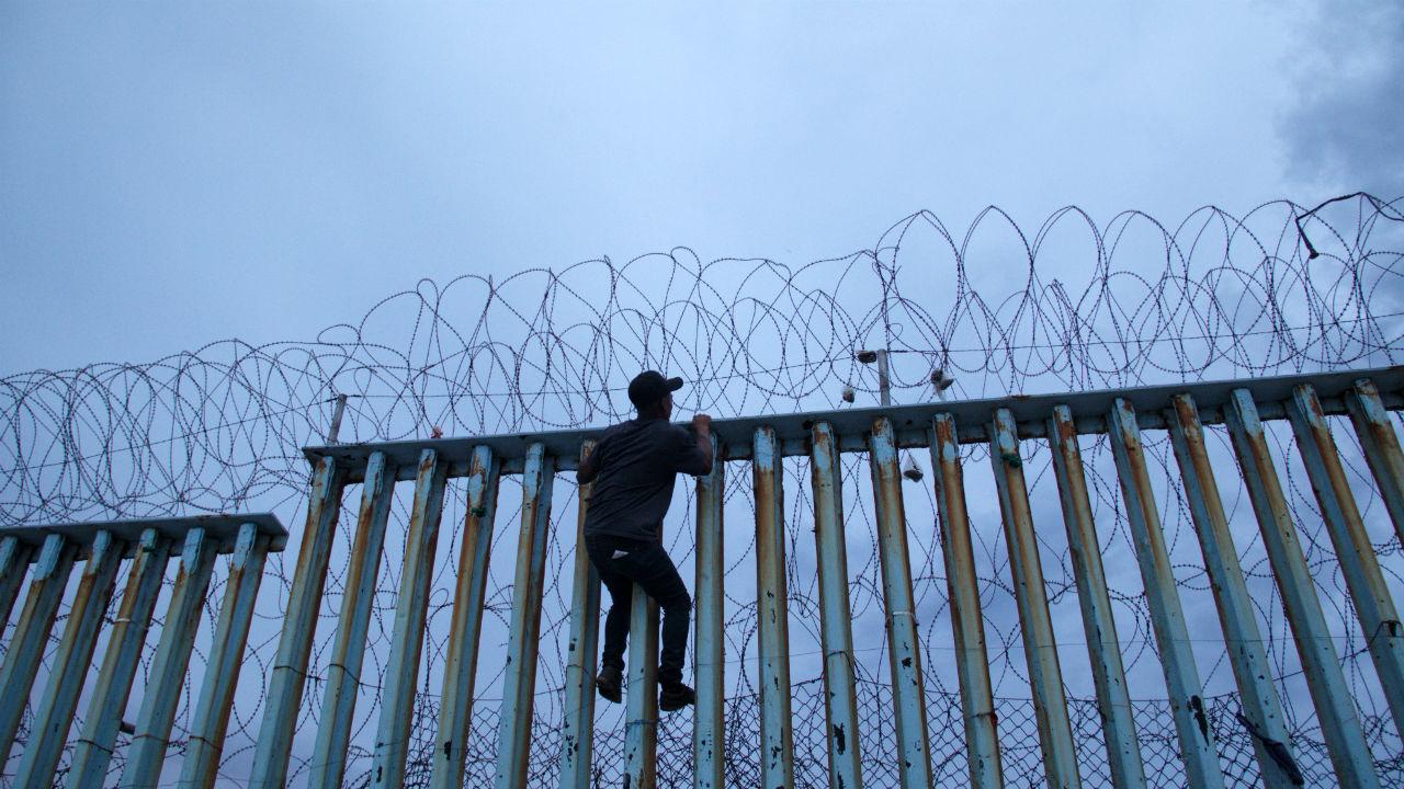 trump construcción muro