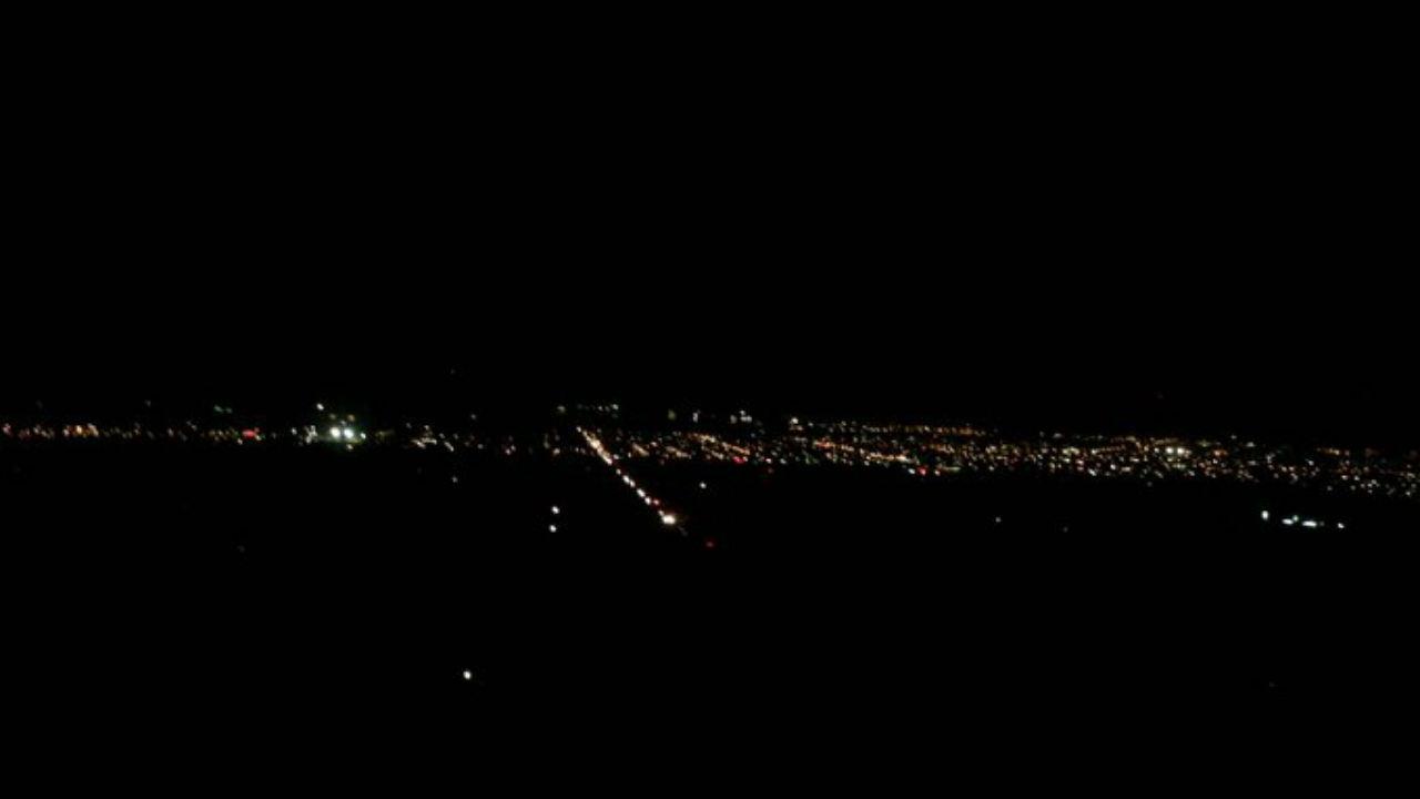 baja california sin luz