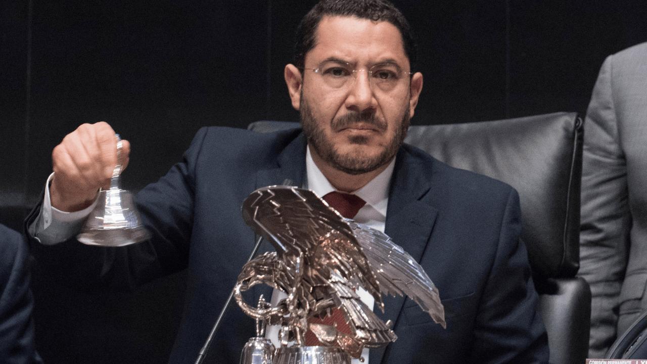 Martí Batres Felipe Calderón inseguridad