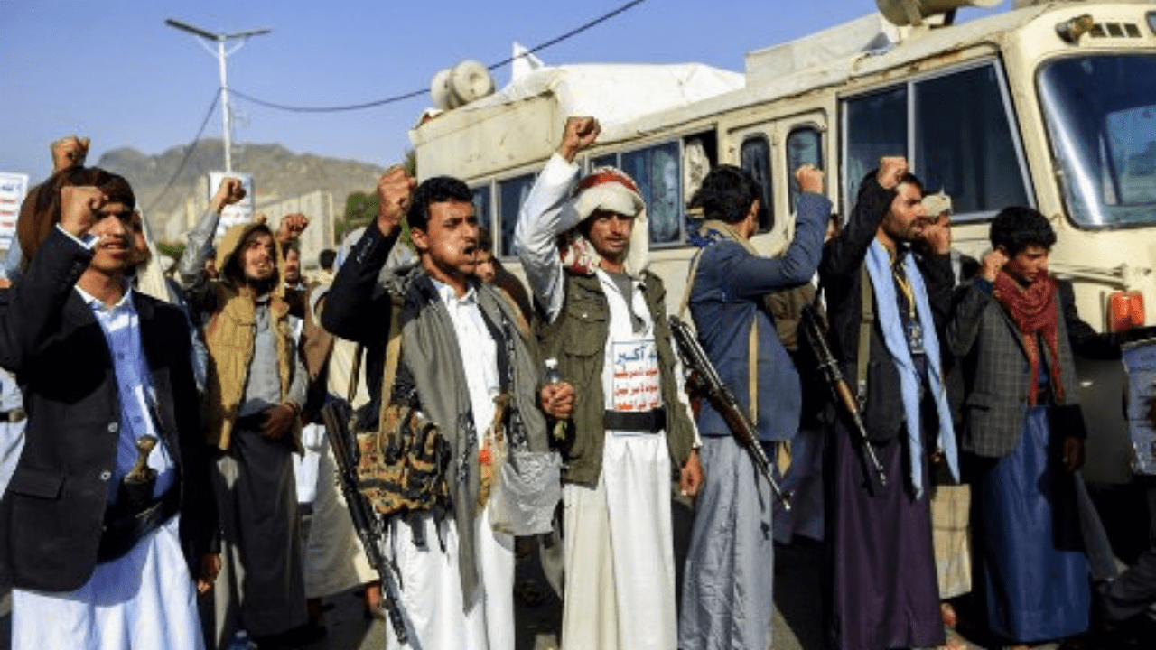 Arabia Saudita drones yemeníes