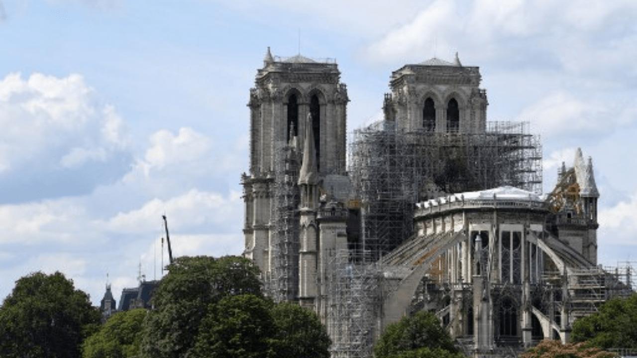 Daños donativos Notre Dame