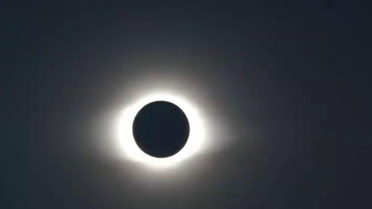 eclipse solar Chila Argentina